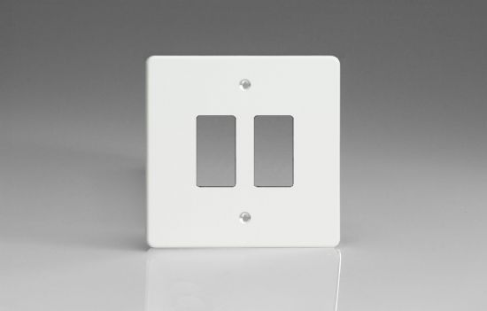 Varilight PowerGrid Plates Premium White